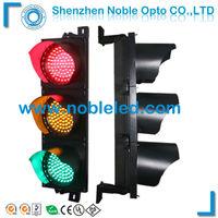 200mm 8inch clear lens led traffic signal light