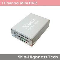 Free shipping!  Security DVR, Digital Video Recorder, Mini DVR, 1CH DVR, OEM,  Mpeg-4, 720x576, Motion Detect, Mini Size