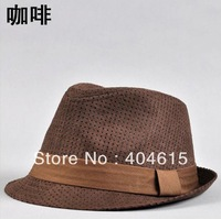 Women and men popular cool fedora hats
