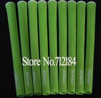 Wholesale golf equipmen Clubs Grip New IOMIC Sticky Golf Grips Color green 13pc/Lot Can mix color  Free Shipping