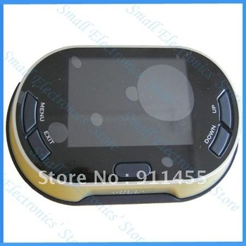 Wholesale 0.3MP 3.5LCD Screen Taking Photo Doorbell Digital Peephole Door Viewer Door Camera SE#108