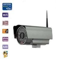 EasyN Wireless Waterproof IP Camera WIFI IR Nightversion CCTV Outdoor Camera F-M105