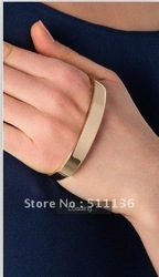 2012 New Arrival House of Harlow Hand Grip Gold bangle Fashion Bracelet Hot sale KK-JSQ020(China (Mainland))