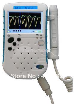 CE Bidirection vascular doppler,Blood flow detector BV-520T