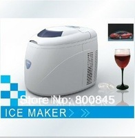 15kg/24h home use ice maker, ice cool, round ice or square ice factory sell directly
