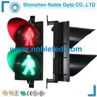 300mm pedestrian crossing led traffic signal light