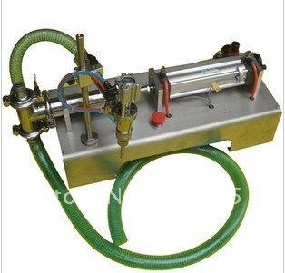 Free Shipping Semi-automatic Shapoo/bath gel/lotion filling machine(0-500ml)(China (Mainland))