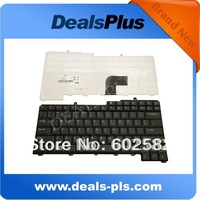 New US Keyboard  FOR Dell Latitude D520 D530 Black