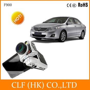 "12MP 1080P 2.5"" Full HD Car DVR Cam Video Recorder Camcorder Spy Vehicle Camera"