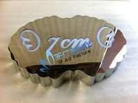 Special-shaped stainless steel led  light boxes/Advertising light boxes/Acrylic light boxes
