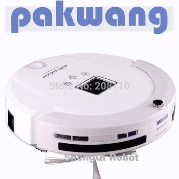 (Free Shipping) Robot Vacuum Cleaner UV Light Vacum Cleaner