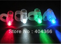 1000pcs/lot Finger ring laser lights party supplies Lights Laser Finger Beam Colorful Finger lights DHL Free Shipping