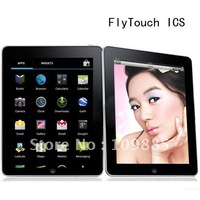 "FlyTouch7 ICS: GPS, Android 4.0 Tablet, 10.1"", Boxchip A10, 1G RAM + 4G/12G/20G Rom,  HDMI, Double Touch,Wifi, 3G,Flash, MID"