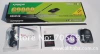 Fast shipping New Kasens KS-G9000 8187L chipst 18db 6000mW high power wireless usb adapter wifi adapter