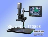7-180x Zoom Digital Microscope Video Camera 1.3MP Digital  Microscope