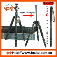 New magnesium alloy camera tripod with Ball Head