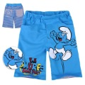 6pcs/lot Free shipping New arrival baby boys girls Summer wear boy children cartoon cotton middle pants kids wear