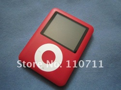 Wholesale 5 pcs/lot 3rd Gen 8GB MP3 MP4 Player + Free Shipping ! ! !(China (Mainland))