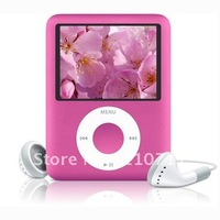 Wholesale ! ! !  50pcs/lot  3rd Gen 8GB MP3 MP4 Player + Free Shipping (EMS/DHL) ! ! !