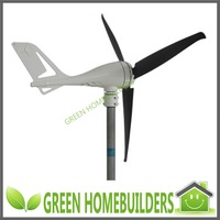 CE approved ,3 CFRP Blades , marine  type Wind Turbine Generator with controller 12V,200W / (24V,300W)