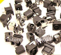 40models,80pcs,Laptop DC Power Jack,DC Socket for Samsung/Acer/Asus/SONY/Toshiba/HP...etc,.(China (Mainland))