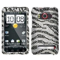 New Design store! Promotion price!Rhinestones Protector Case for HTC EVO 4G, Cross Bones Full Diamond free shipping 10pcs/lot(China (Mainland))
