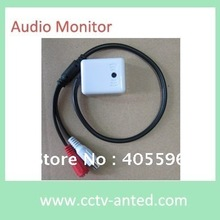 Audio monitor voice monitor voice pick up audio pick up voice recorder(China (Mainland))