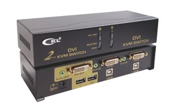 2Port USB DVI KVM Switch AutoCKL-92D(China (Mainland))