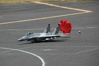 RTF Gray Upgrade Version /  RC MIG-29 Jet  Airplane / Upgraded to Metal Dual 70mm  EDF /  makes the nozzle thrust more powerful!