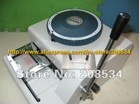 Turkish Fonts PET tag Embosser,Manual,manual dog tag embossing machine 62D,steel embossed machine