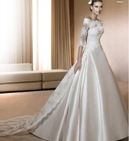New robe mariee Marriage Law wedding dress