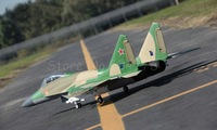 RTF Gree Upgrade Version / RC MIG-29 Jet Airplane / Upgraded to Metal Dual 70mm EDF / makes the nozzle thrust more powerful !