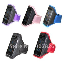 Sports Gym Armband Arm Band Case for iphone 3G/3GS 4/4S ipod touch(China (Mainland))