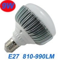 E27 Led Bulb light 9W 810-990LM,White/Warm White Globe Ceiling Lighting,Wholesale,Dropshipping,Free Shipping