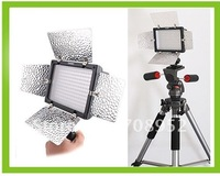 Wholesale LED lights Photography Lights YN-160 LED Video Photo Light for DV DC DSLR Camcorder Camera