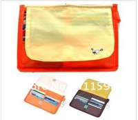 Free shipping, fashion multi-function card bag,Card Protector ,Card receive bag