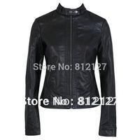 jaqueta de couro jaqueta de couro feminina leather clothing women new women's jacket pu leather high quality motorcycle coat