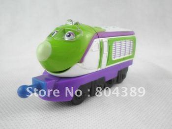 100% original!!! Learning Curve Chuggington Diecast Train Toy RAILWAY KOKO  free shipping