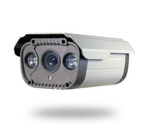 "1/3"" SONY CCD 540TVL waterproof CCTV camera,double light  ,drop shippingk,new style"