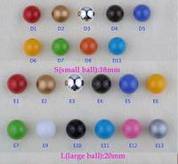 Harmony ball Mexican Bola inside colours ball choice