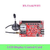 BX-5A4&WIFI  Wireless Wifi  LED Board  module  Controller