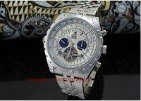 Deluxe Pilots Business Men  Tourbillon Automatic Mechanical Watch