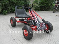 high quality children four wheel go kart,with inflatable tire free ,fast shipping
