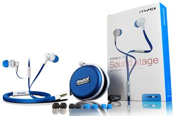 2014 Sport Earphone Athlete Stylish Power Super Bass Metal Earphone headphone free shipping