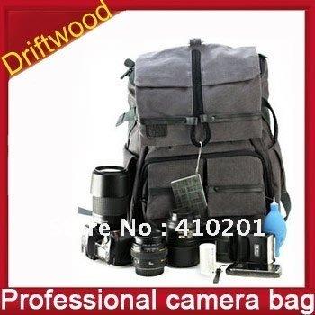 Driftwood 7636 shoulder camera bag 60D 5D SLR camera case,SLR bags computer case
