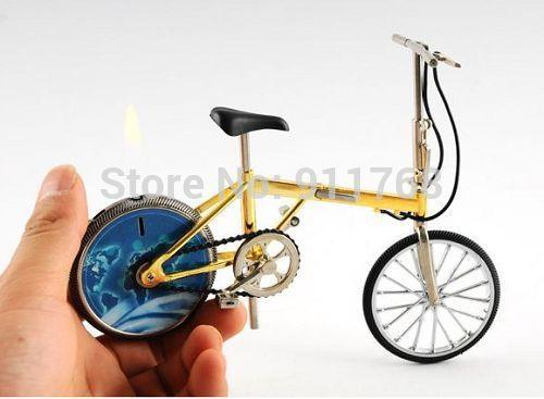 Super discount! Free shipping ! bike lighter, best artware, popular, attractive design(China (Mainland))