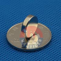 "N35, D12.7X3175mm,(D1/2""X1/8"") 1pcs, Disk magnets,  Strong Permanent NdFeB Rare earth Neodymium magnets,"