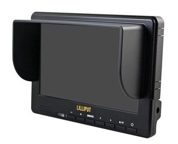 Аксессуары для фотостудий Sunwin 7/667gl/70np/h/y/s Liliput LCD hd/sdi, HDMI & YPbPr , 2 SW-668GL
