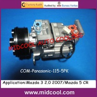 Auto AC Compressor For Mazda 3 2.0 2007/Mazda 5 CR(H12A0BW4JZ)