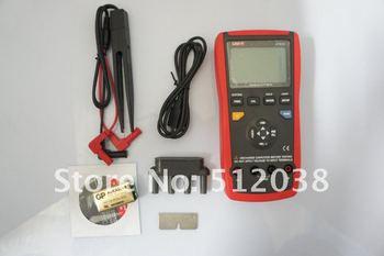 UNI-T  UT612 Handheld LCR Meter Inductance Capacitance L/C/R/DCR/Q/D/ESR Tester 100KHz USB